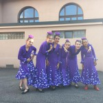 groupe violet