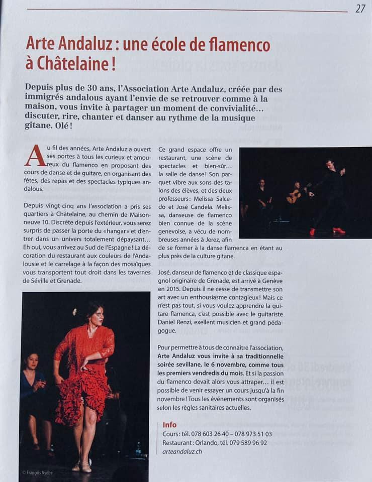 Magasin Actu Vernier, page 27